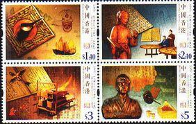中国古代の4大発明、羅針盤、火...