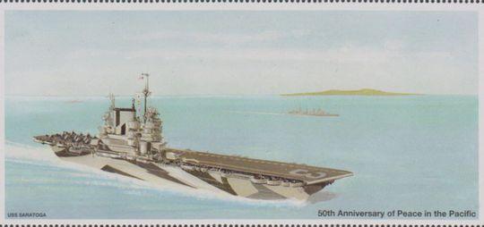 ソロモン海々戦